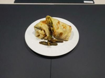 Desayuno Burrito
